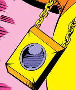 Amulet of Agamotto from Guardians of the Galaxy Vol 1 50 001