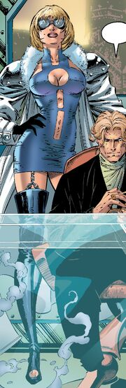 Andrea Von Strucker (Earth-616) from X-Men Vol 2 4 001