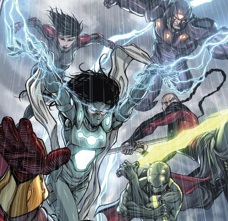 Ascendants (Earth-616) | Marvel Database | FANDOM powered by