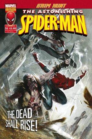 Astonishing Spider-Man Vol 3 52