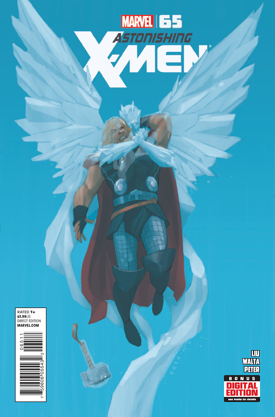 Astonishing X-Men Vol 3 65