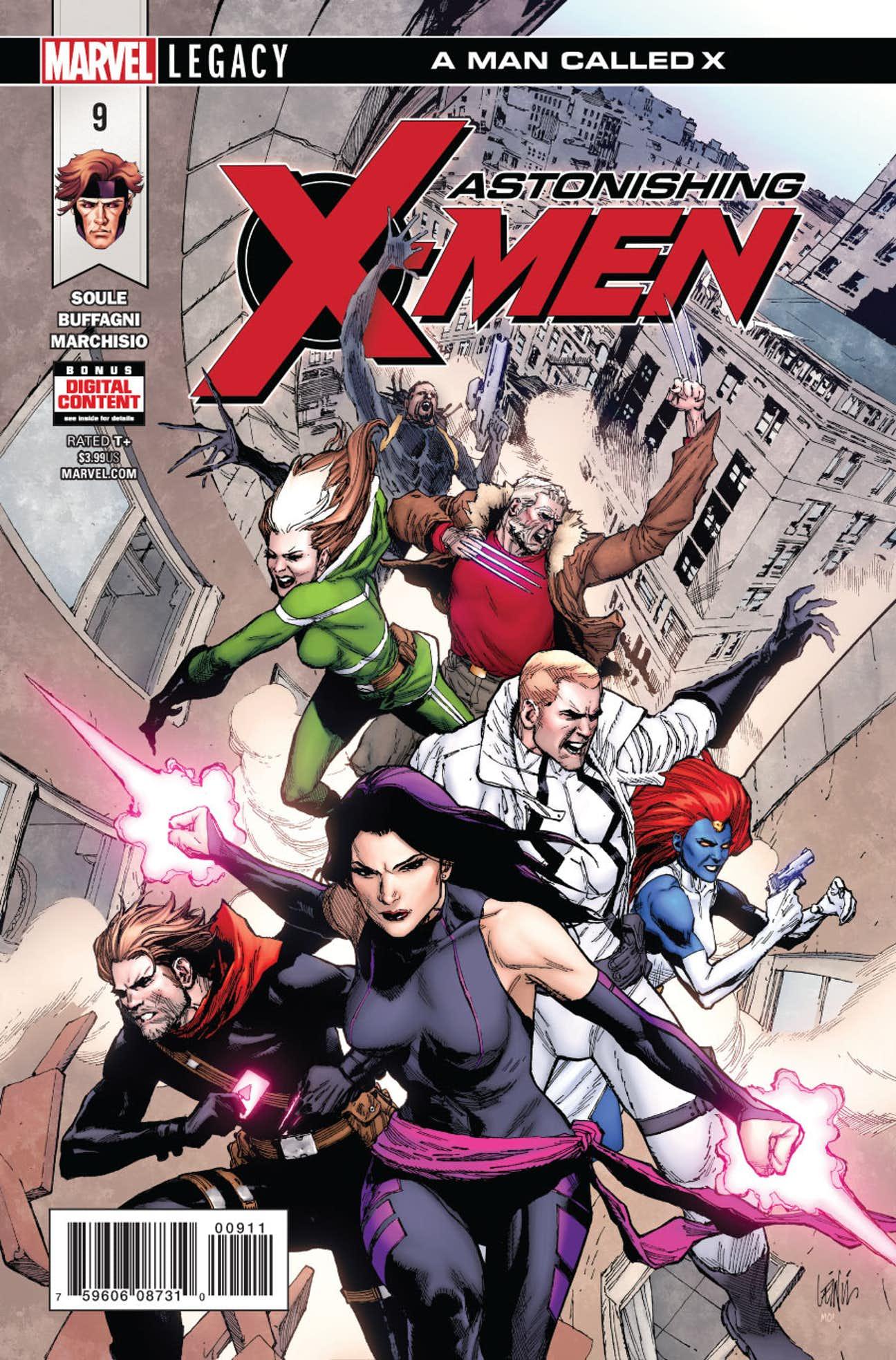 Astonishing X Men Vol 4 9