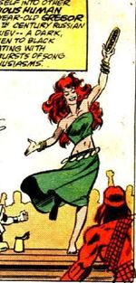 Bridget O'Hare (Earth-616) from The Spectacular Spider-Man Vol 1 8 001
