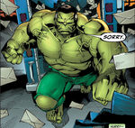 Bruce Banner (Earth-811) from Hulk Broken Worlds Vol 1 2 0001