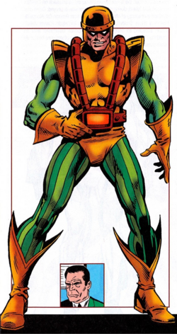 Bruno Horgan (Earth-616) from Iron Manual Mark 3 Vol 1 1 0001