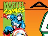 Captain America Annual Vol 1 2000