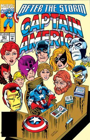 Captain America Vol 1 401