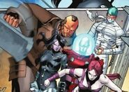 Children of the Vault (Earth-616) from X-Men Legacy Vol 1 240 001