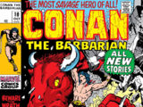 Conan the Barbarian Vol 1 10