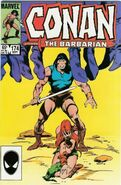 Conan the Barbarian Vol 1 174