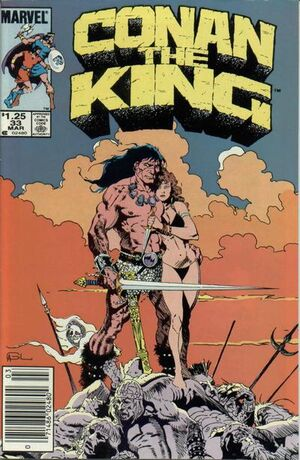 Conan the King Vol 1 33