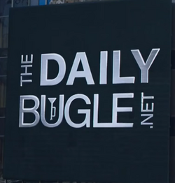 Daily Bugle (Earth-199999) from Spider-Man Far From Home 001