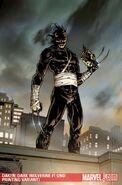 Daken Dark Wolverine Vol 1 1 Textless 2nd Printing Variant