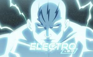 Electro Ultimate Spider-Man