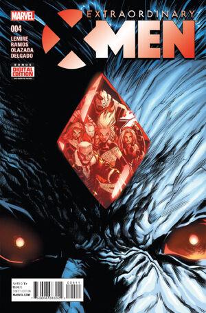 Extraordinary X-Men Vol 1 4