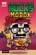 Fall of the Hulks M.O.D.O.K. Vol 1 1