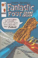 Fantastic Four: Grand Design Vol 1 1