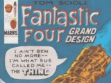 Fantastic Four: Grand Design Vol 1 1