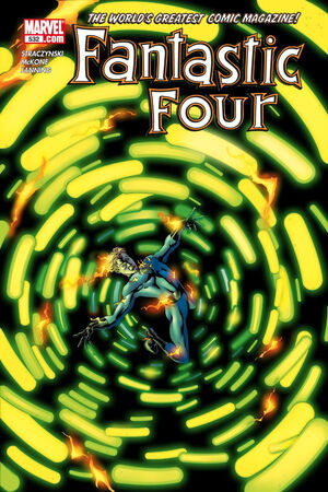 Fantastic Four Vol 1 532
