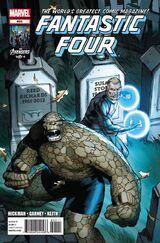 Fantastic Four Vol 1 605
