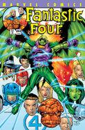 Fantastic Four Vol 3 44