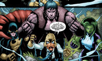 Fearsome Four (Earth-616) from Fear Itself Fearsome Four Vol 1 4 001