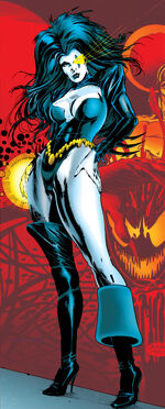 Frances Barrison (Earth-616) from Spider-Man The Jackal Files Vol 1 1 0001