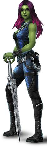 Gamora (Earth-TRN012) from Marvel Future Fight 004