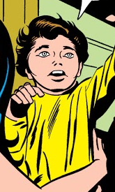 Georgie (Kid) (Earth-616) from Eternals Annual Vol 1 1977 001