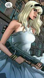Gwendolyne Stacy (Clone 2) (Earth-616) from Superior Spider-Man Team-Up Vol 1 2 001