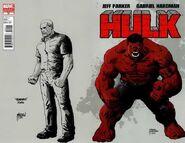 Hulk Vol 2 25 Hardman Variant