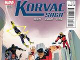 Korvac Saga Vol 1 2