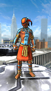 Kwaku Anansi (Earth-TRN535) from Spider-Man Unlimited (video game)