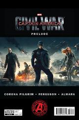 Marvel's Captain America: Civil War Prelude Vol 1 3