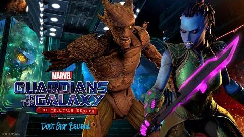 Marvel's Guardians of the Galaxy The Telltale Series - Final Trailer
