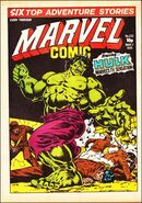 Marvel Comic Vol 1 332