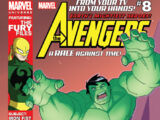 Marvel Universe: Avengers - Earth's Mightiest Heroes Vol 1 8
