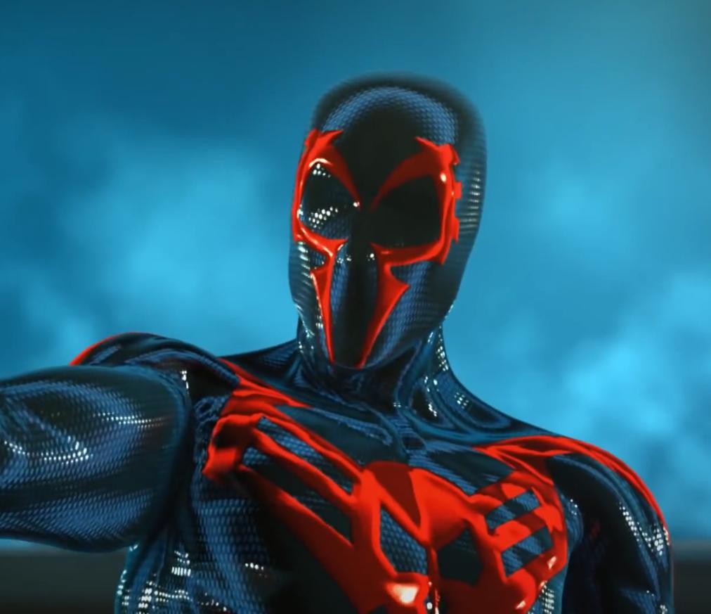 Miguel O'Hara (Spider-Man 2099) (Earth-453)