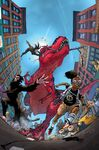Moon Girl and Devil Dinosaur Vol 1 2 Textless