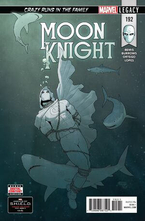 Moon Knight Vol 1 192