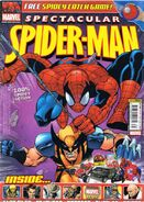 Spectacular Spider-Man (UK) Vol 1 139