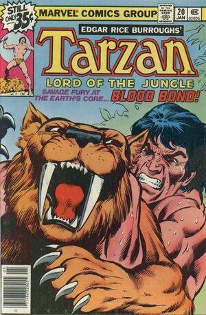 Tarzan Vol 1 20