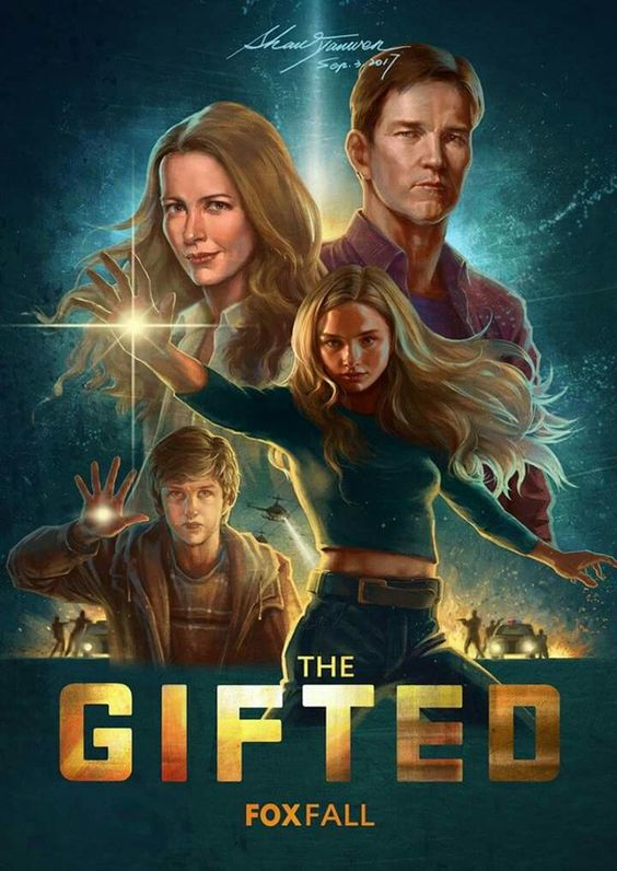 The Gifted TV Series Promotional 002 2