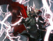 Thor Vol 1 600 Dell'Otto Variant Textless