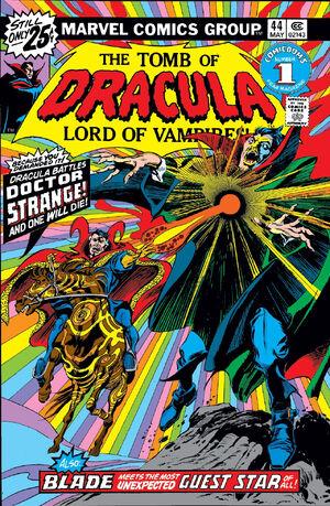 Tomb of Dracula Vol 1 44