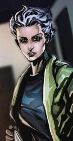 Tracy Burke (Earth-616) from Captain Marvel Vol 7 1