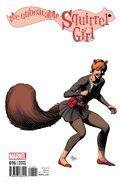 Unbeatable Squirrel Girl Vol 2 16 Teaser Variant