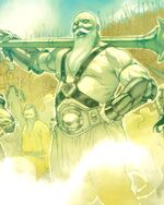 Volstagg (Earth-1610) from Ultimate Comics Ultimates Vol 1 4 001