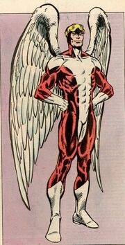Warren Worthington III (Earth-616) from Official Handbook of the Marvel Universe Vol 2 1 0001