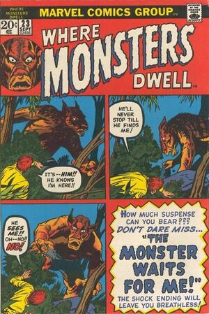 Where Monsters Dwell Vol 1 23
